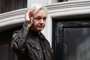 Julian Assange gets almost a year in UK jail for skipping bail