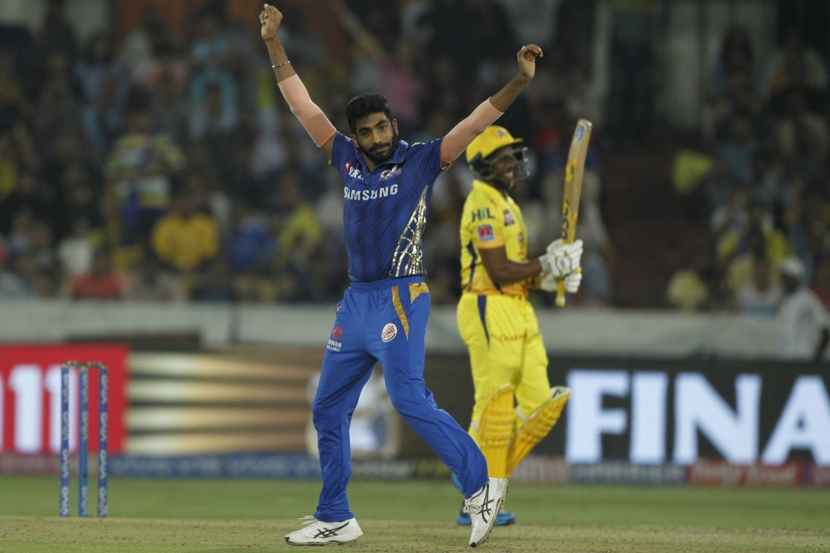 Jasprit Bumrah, India, ODI, Mumbai Indians, Indian Premier League