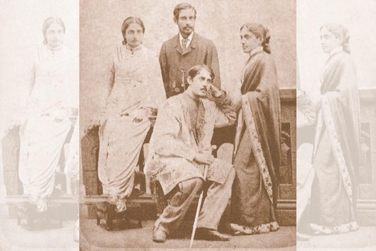 Jyotirindranath Tagore, Rabindranath Tagore, Kadambari, Brahmadharmabodhini Sabha, Saraswata Samaj, Bengali literature