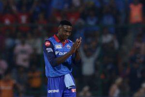 Kagiso Rabada ruled out of remaining IPL matches due to back injury