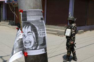 Near total Kashmir shutdown over rape of 3-year-old in Sumbal