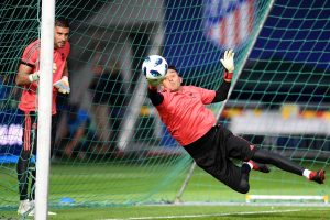 Real Madrid bids farewell to goalkeeper Keylor Navas