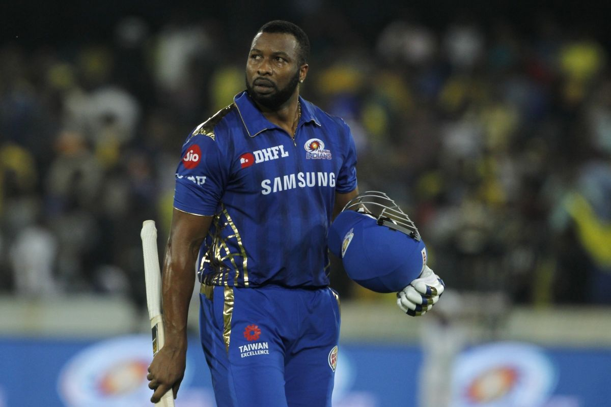 IPL 2019: Kieron Pollard fined for showing dissent in final match