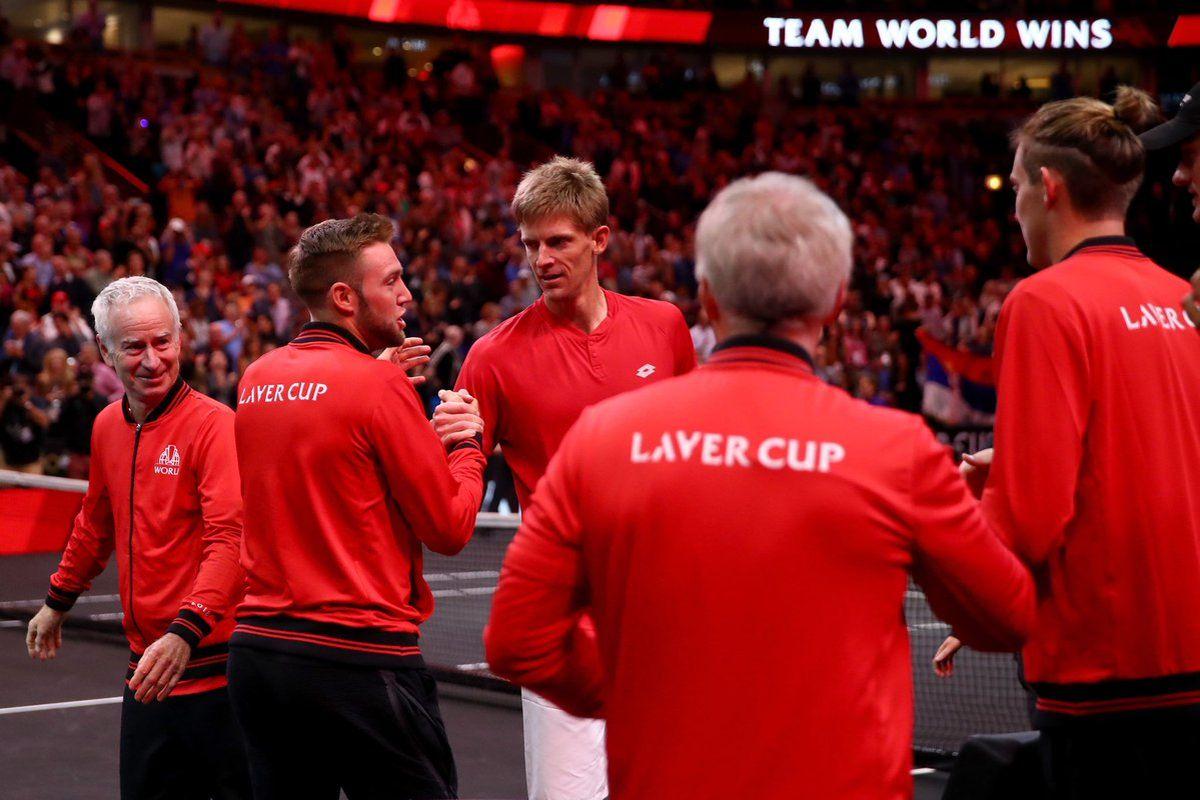 Laver Cup, ATP tour, Roger Federer