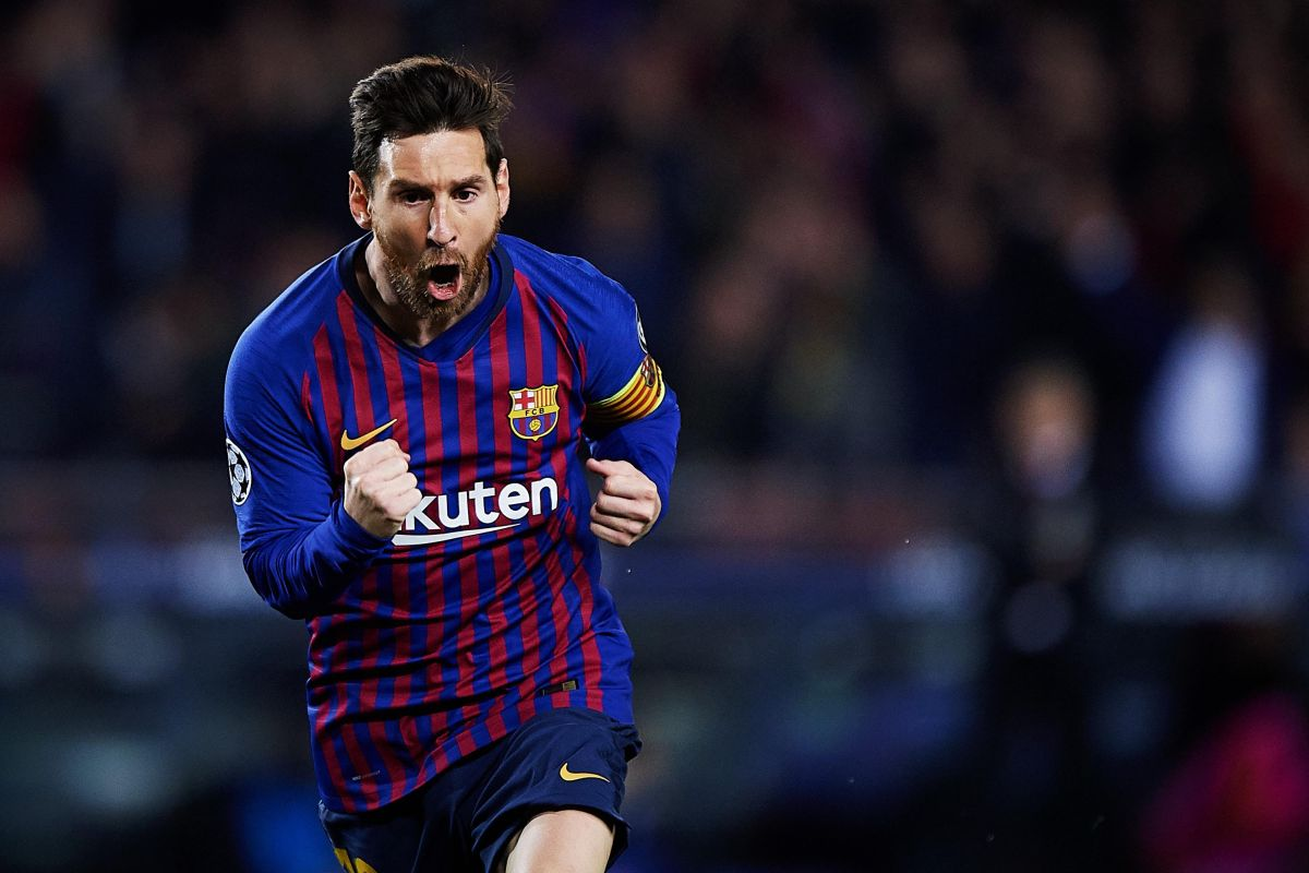 Champions League, Lionel Messi