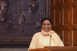 PM Modi govt a 'sinking ship', even RSS has stopped supporting it: Mayawati