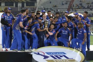 IPL 2019: Mumbai Indians lift fourth title with 1-run win over Chennai Super Kings
