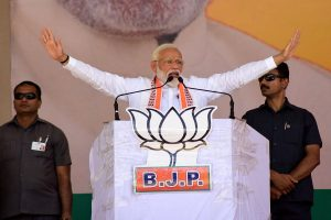 EC clean chit to PM Modi on Ahmedabad 'roadshow', Balakot reference at Karnataka rally: Reports