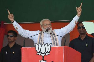 PM Modi's Wardha address termed as 'hate speech' by Congress did not violate poll code: EC