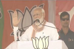 Your slap a blessing, but can you act against extortionists: PM Modi hits back at Mamata