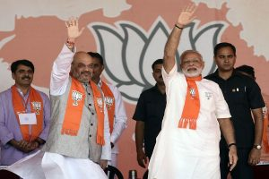 Poll officer dissented in EC decision to give clean chit to PM Modi, Amit Shah: Report