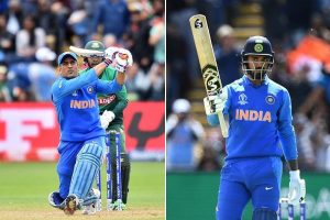 ICC Cricket World Cup 2019 warm-up match: MS Dhoni, KL Rahul hit tons against Bangladesh