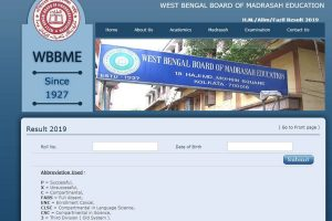 WBBME results 2019: Class X and XII Alim/Fazil results declared on www.wbbme.org | Website not responding