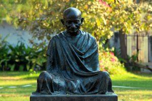 MP BJP spokesperson suspended for calling Mahatma Gandhi 'father of Pakistan'
