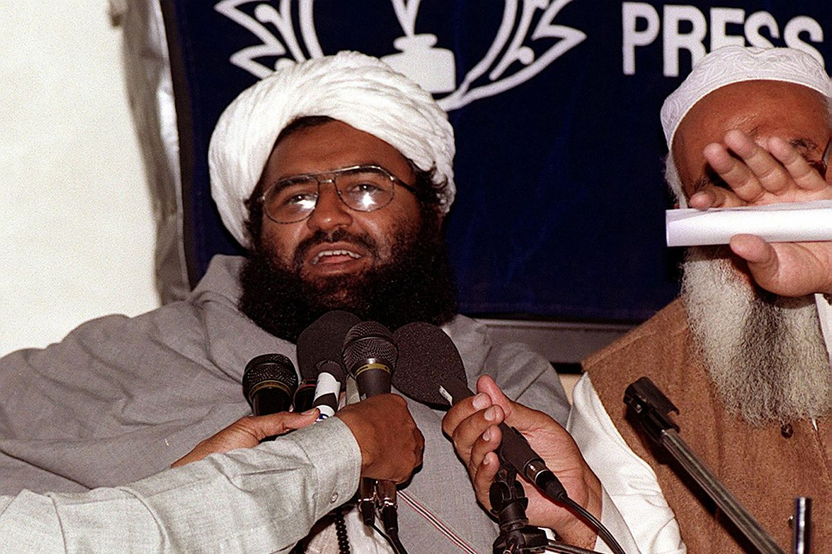 China, Pakistan, black-listing, JeM chief Masood Azhar, global terrorist, UNSC, Masood Azhar