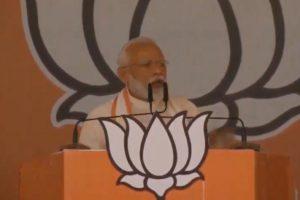 TMC destroyed bust, we will install grand Vidyasagar statue at same spot: PM Modi