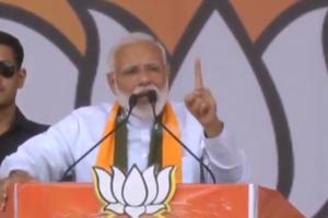 'Hua to hua' reflects Congress mentality: PM Modi on Sam Pitroda's 1984 riots remark
