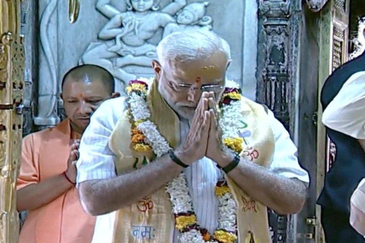PM Modi, Kashi Vishwanath, Kashi Vishwanath temple, Varanasi