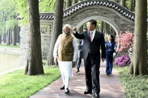 India, China in touch to finalise date and venue of 2019 informal summit: MEA