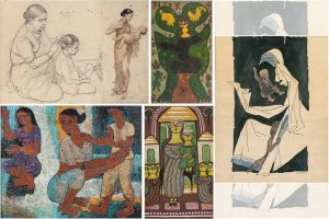 Happy Mother's Day: The beautiful relationship between 'mother and child' in modern Indian art