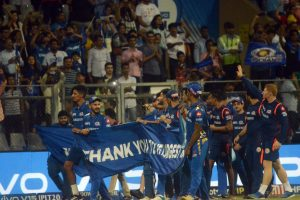 IPL 2019: MI sweep aside KKR, finish atop points table