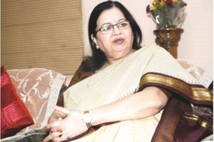Interview | Women must apply for top jobs: Najma Akhtar