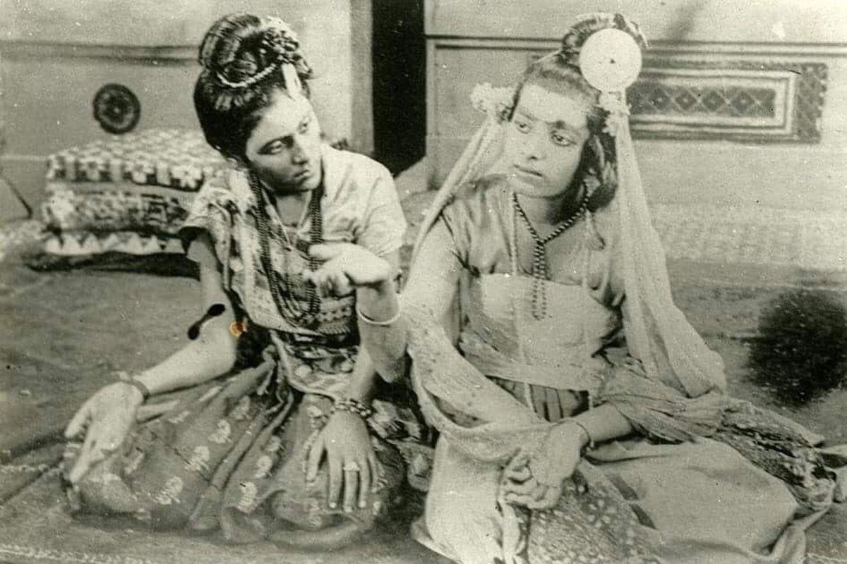 Natir Puja, Rabindranath Tagore, silent cinema, Lord Buddha, New Theatres, Ajatshatru, Bimbisara