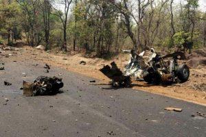 Maharashtra CM Devendra Fadnavis to visit site of Gadchiroli Naxal attack today