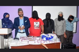 Nepal: Dawood aide, 3 Pakistanis held with fake notes of Rs 2000 in Indian currency