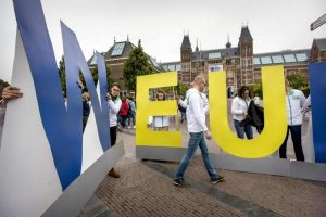 Voting begins in Netherlands as EU elections kick off