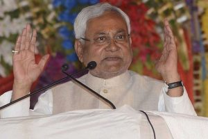 Not in favour of scrapping Article 370, imposition of Uniform Civil Code: Nitish Kumar