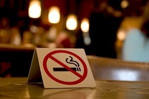 Chinks in compliance to 'smoke free' standards in Shimla