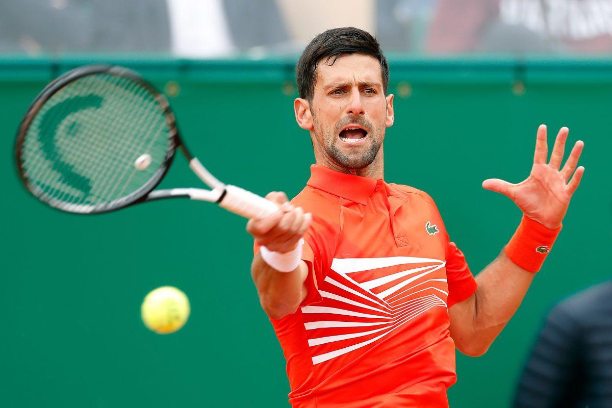 Madrid Open Novak Djokovic Thrashes Dominic Thiem To Enter Final
