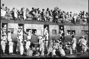Partition pangs persist