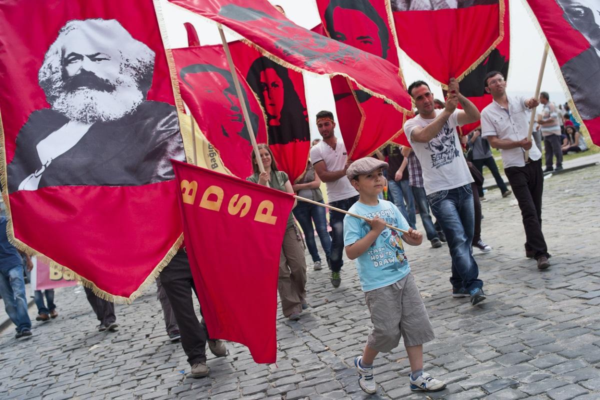 Return of Alternatives, Marx, Europe, Communism, Capitalism