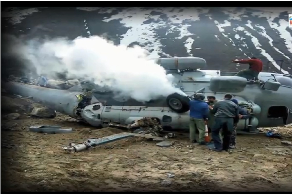 Unfriendly fire, Balakot, IAF, Mi-17, Budgam, Srinagar