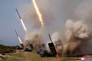 Rocket drills