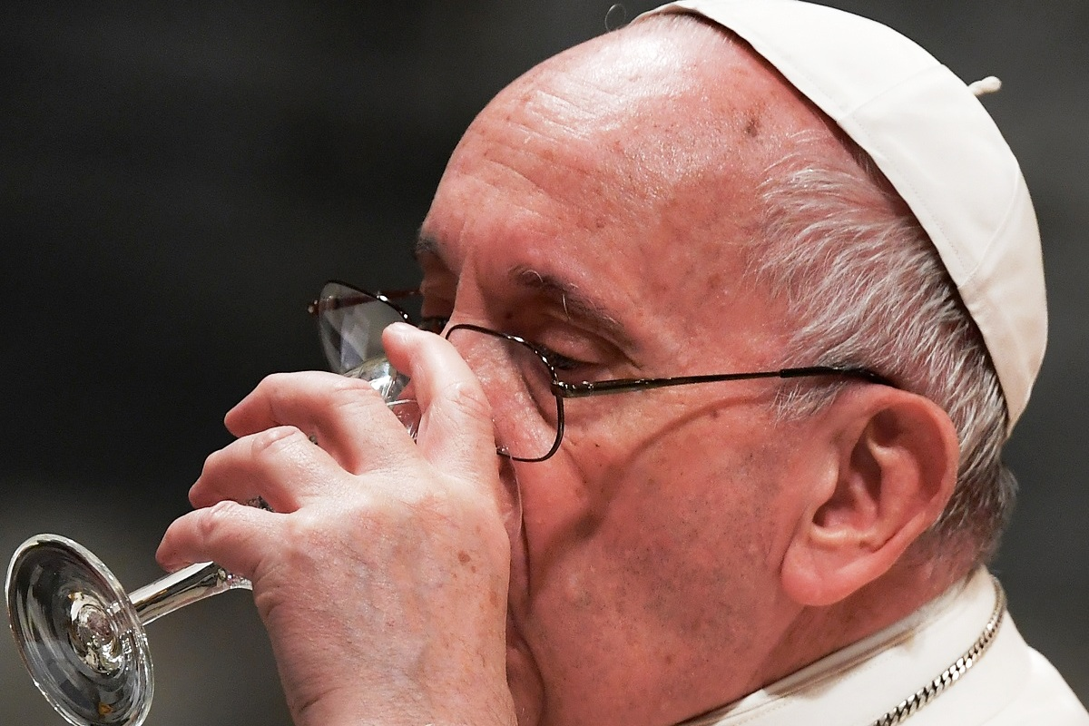 Overdue crackdown, Pope Francis, Catholic church, Second Vatican Council