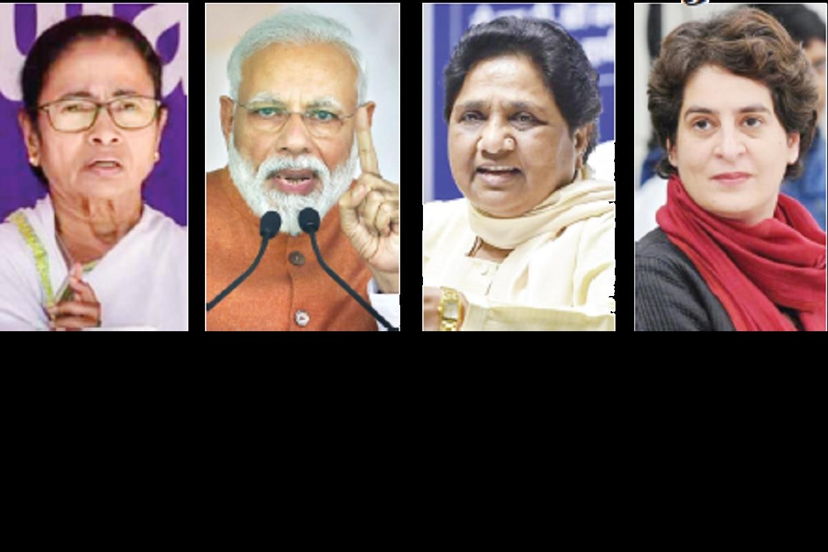 Modi and the 'teen deviyan'