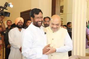 Why Paswan is on tenterhooks