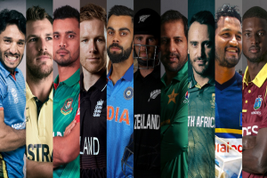 ICC Cricket World Cup 2019: Know your captains
