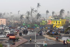 Rs 524 cr damage caused by Cyclone Fani in Odisha