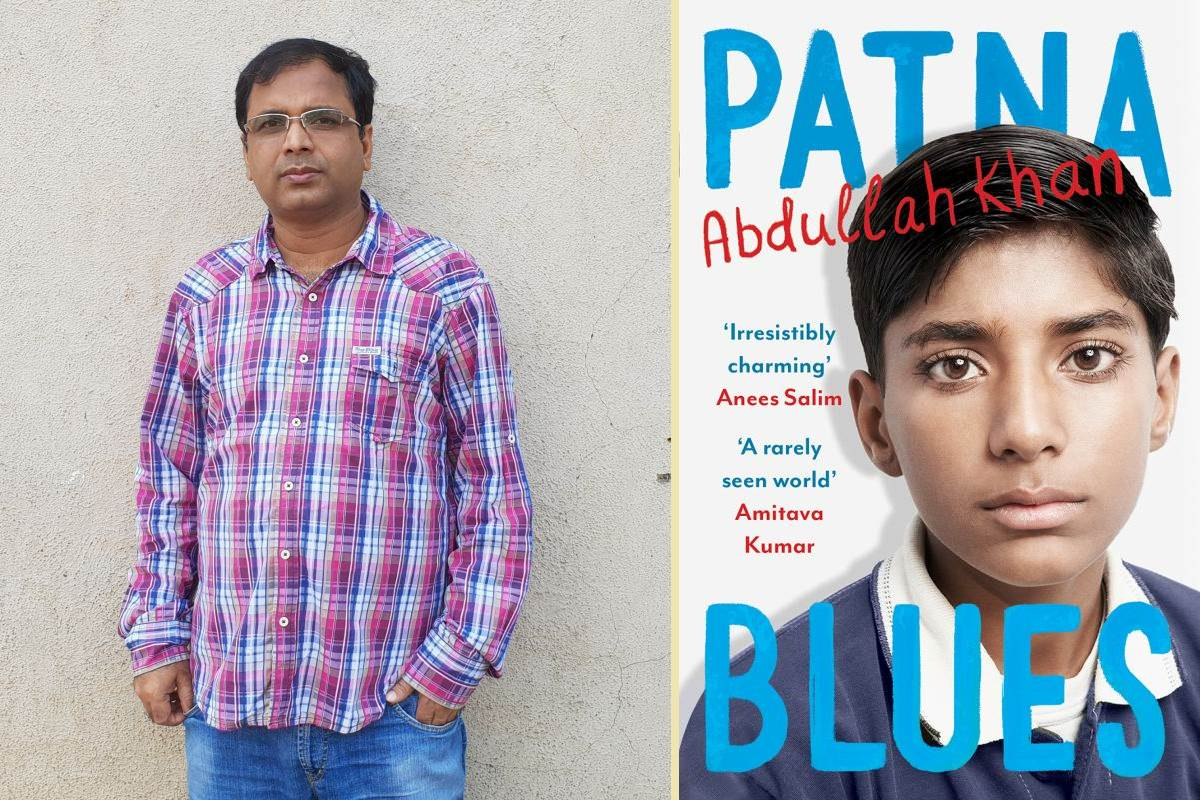 Patna Blues, Abdullah Khan, Juggernaut Books, Bihar, civil services
