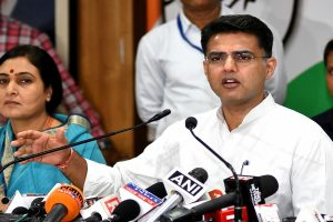 Congress will introspect poll defeat, analyse why people chose BJP: Sachin Pilot