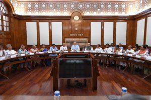 PM Modi chairs first Cabinet meeting, raises scholarship under NDF in first decision