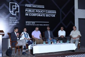 Indian School of Public Policy organises panel discussion