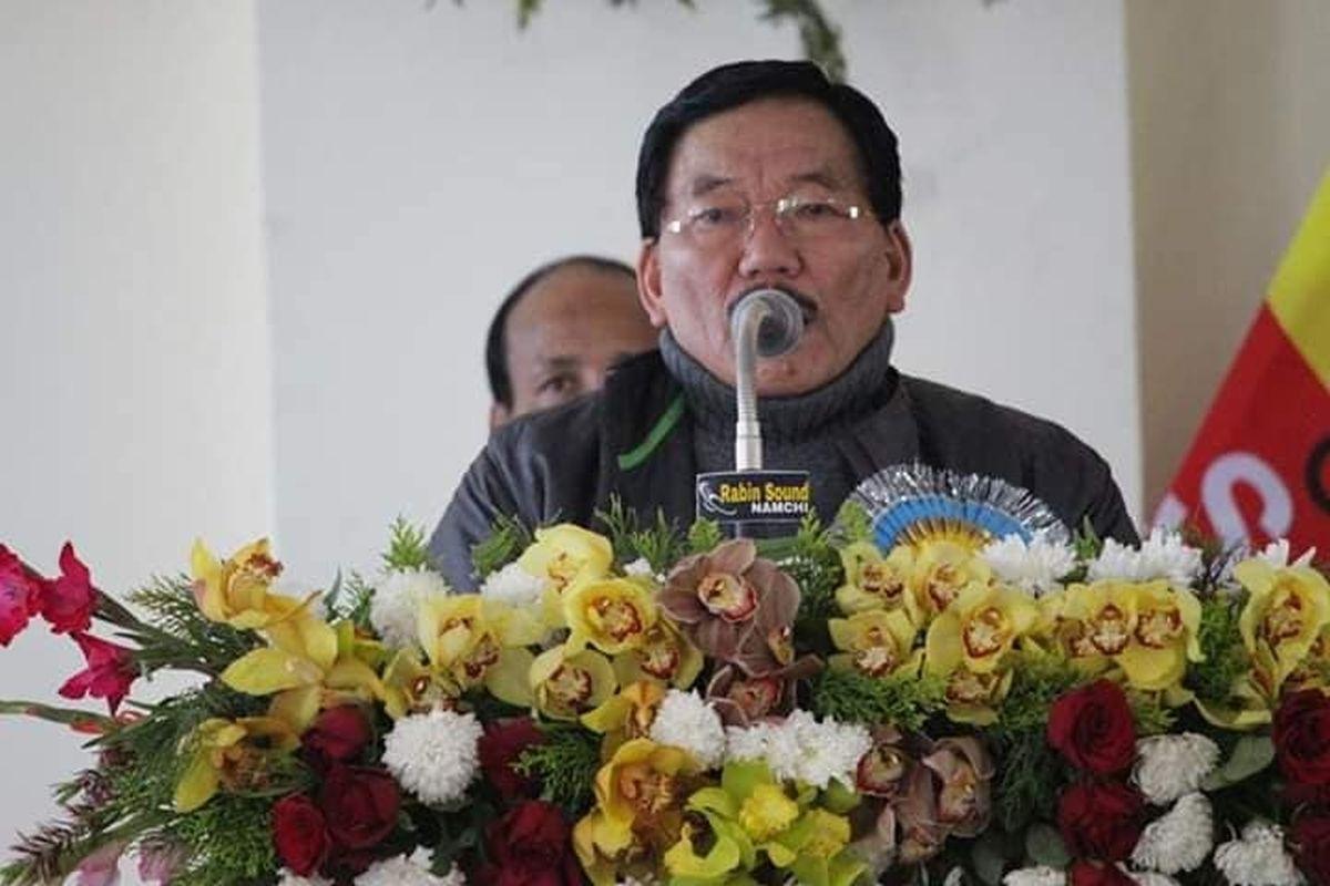 Longest serving Sikkim CM Pawan Chamling resigns