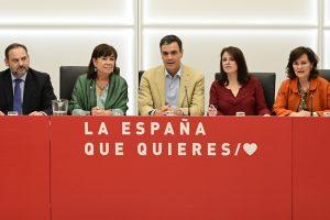 Socialist reign in Spain
