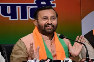 BJP respects freedom of press: Prakash Javadekar