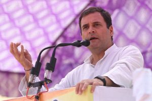 Rahul Gandhi tenders 'unconditional apology' to SC for 'wrongly attributing' Rafale remark to court